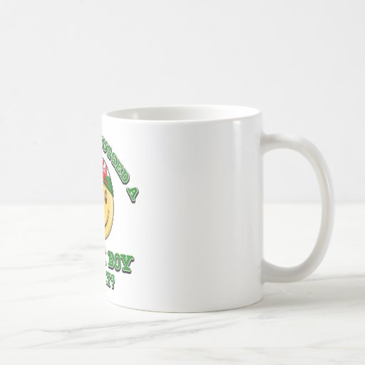 Have you hugged a Welsh boy today? Classic White Coffee Mug