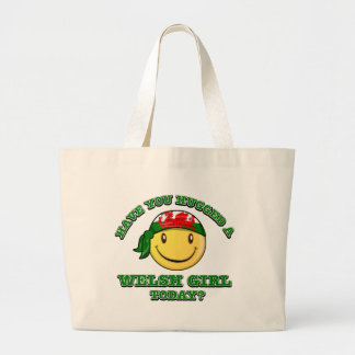have you hugged a Welsh girl today? Bags