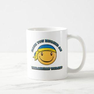 Have you hugged an Ukrainian today? Coffee Mug