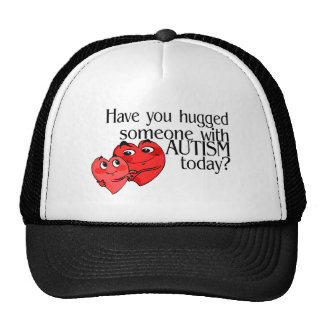 Have You Hugged Someone With Autism Today (Hrts) Trucker Hat