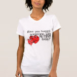 Have You Hugged Someone With Autism Today (Hrts) Tees