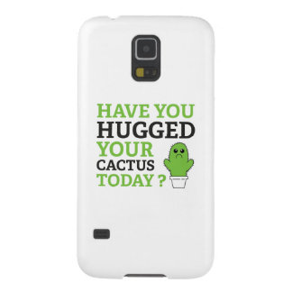 Have You Hugged Your Cactus Today? Galaxy S5 Cover