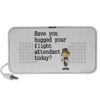 Have You Hugged Your Flight Attendant Travel Speaker