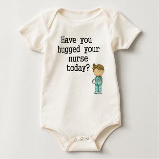 Have You Hugged Your Nurse Baby Bodysuit