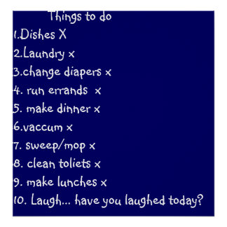 Have you laughed today? poster