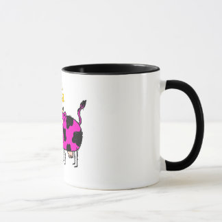 """""""Have You Not Seen A Pink Cow Before"""" Game Mug"""