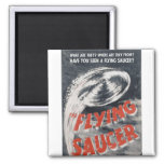 Have you seen a Flying Saucer ? Magnets