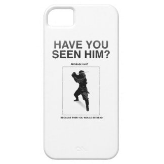 have you seen him ninja funny iphone 5 case