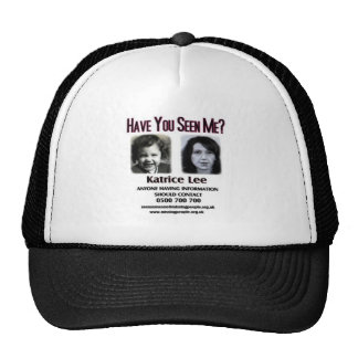 Have You Seen Me Katrice Lee Hat