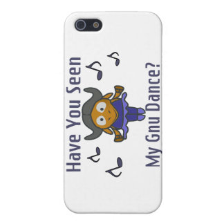 Have You Seen My Gnu Dance iPhone SE/5/5s Case