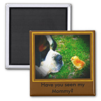 Have You Seen My Mommy? Fridge Magnets