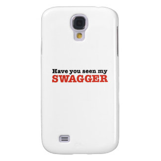 Have You Seen My Swagger (big red edition) Samsung Galaxy S4 Cover