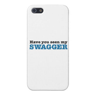 Have You Seen My Swagger (the big blue special) iPhone SE/5/5s Case
