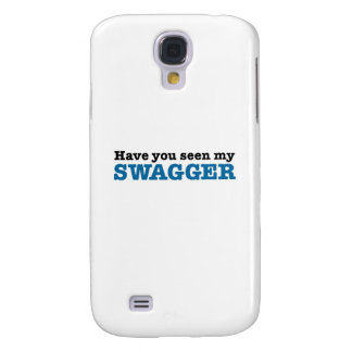 Have You Seen My Swagger (the big blue special) Samsung S4 Case