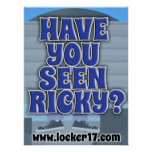 Have You Seen Ricky? Poster