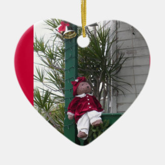 Have yourself a BEARRY LITTLE CHRISTMAS ornament