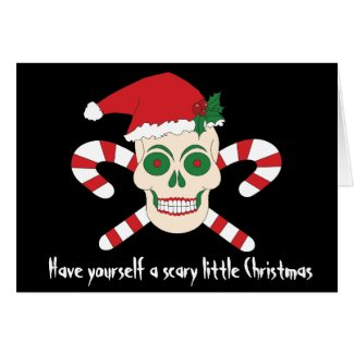 Have Yourself a Scary Little Christmas Card 2