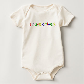 havearrived baby bodysuit