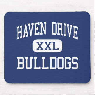 Haven Drive Bulldogs Middle Arvin California Mousepads