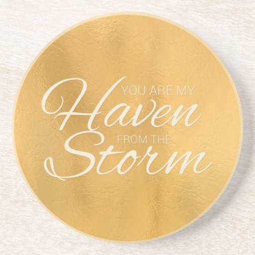 Haven from the Storm Drink Coasters