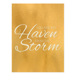 Haven from the Storm Postcards