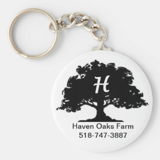 Haven Oaks Farm Keyring Keychains