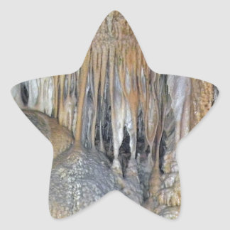 Haven of Deities Spectacular Cavern Forms Star Sticker