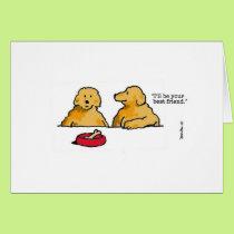 Haven' seen a friend in a while, send a card