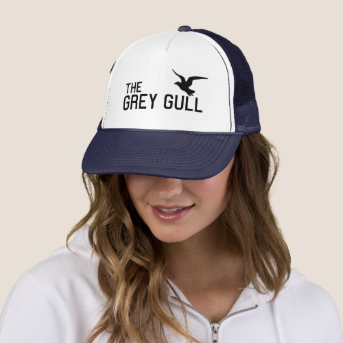 Haven The Grey Gul Trucker Hat
