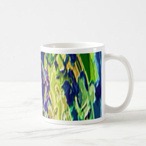 Havenly Blue Flame Spiritual Experience V1 Coffee Mug