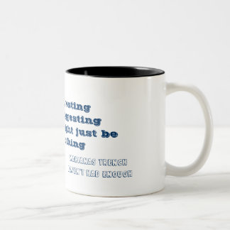 Haven't had enough lyrics mug