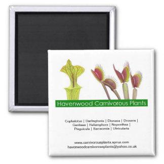 Havenwood Carnivorous Plants Magnet