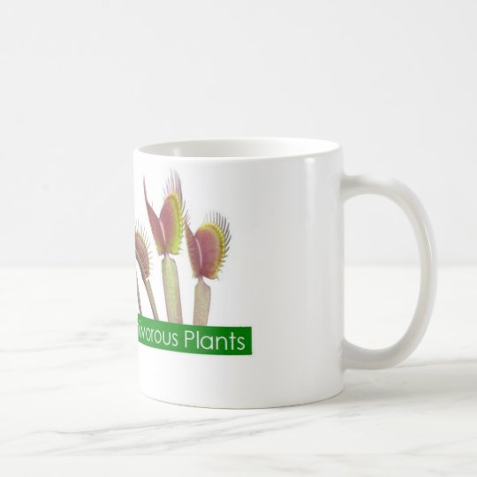 Havenwood Carnivorous Plants Mug