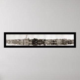 Haverhill foto 1910 del mA Impresiones