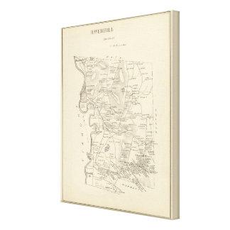 Haverhill, Grafton Co Canvas Print