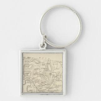 Haverhill, Grafton Co Keychain