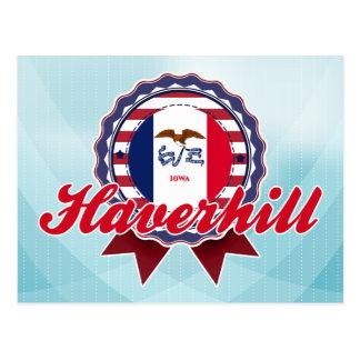 Haverhill, IA Postales