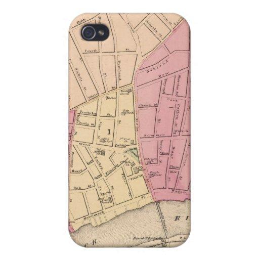 Haverhill iPhone 4/4S Funda
