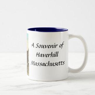 Haverhill, Mass, Souvenir Mug