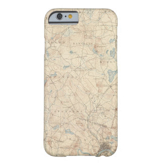 Haverhill, Massachusetts Barely There iPhone 6 Case