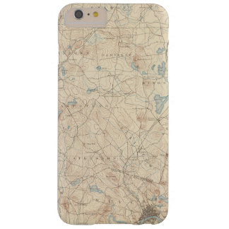 Haverhill, Massachusetts Barely There iPhone 6 Plus Case