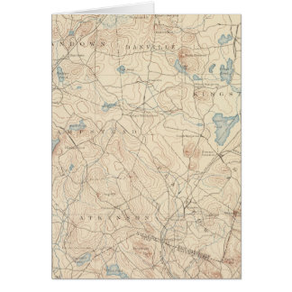 Haverhill, Massachusetts Greeting Card