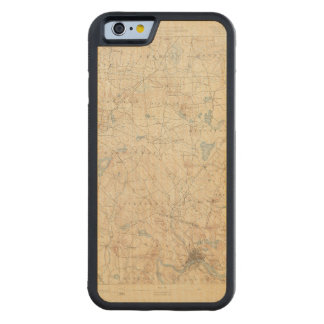 Haverhill, Massachusetts Carved® Maple iPhone 6 Bumper