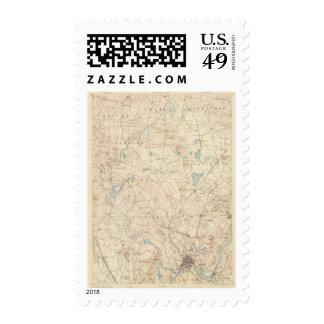 Haverhill, Massachusetts Stamp