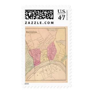 Haverhill Postage Stamp