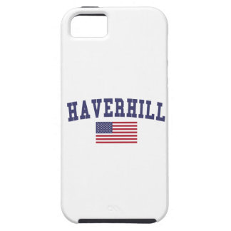 Haverhill US Flag iPhone SE/5/5s Case