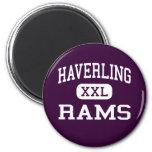 Haverling - Rams - High School - Bath New York Refrigerator Magnet