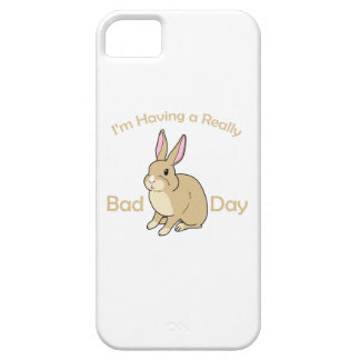 Having a Bad Hare Day iPhone SE/5/5s Case