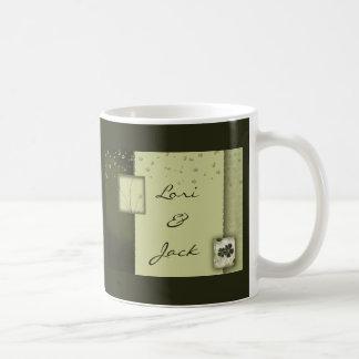 Having a green wedding? coffee mug