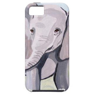 Having a Paddle (Acrylic Kimberly Turnbull Art) iPhone SE/5/5s Case